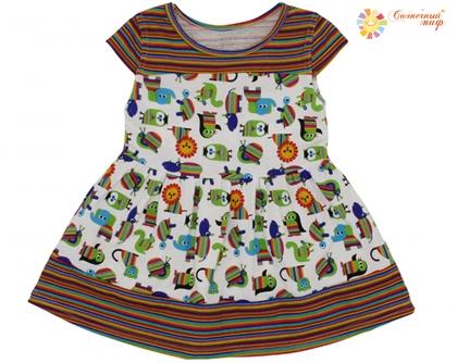 Платье №2 (кулир)