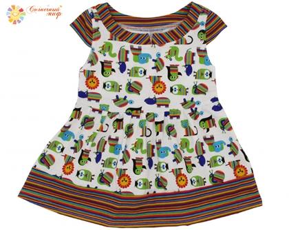 Платье №3 (кулир)