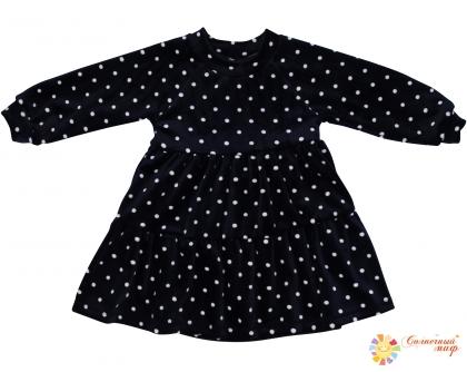 Платье Реглан New (Велюр)