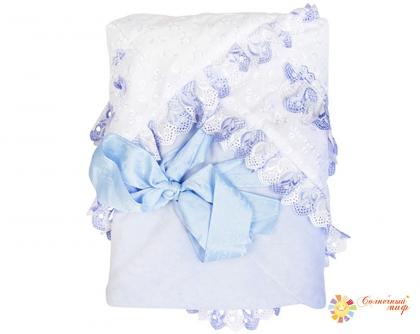 Одеяло конверт (Велюр\хлф) Лето ЕВРО